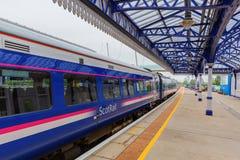 Stacja Stirling w Szkocja, UK Fotografia Royalty Free