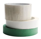 Stack of adhesive tapes Royalty Free Stock Image