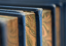 Stack of antique books Stock Photos