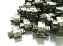 Stack of Argentina Pesos Stock Photos