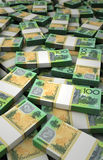 Stack of Australian Dollar Stock Images