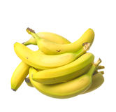 Stack of bananas Stock Images