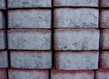 Stack blocks Stock Image