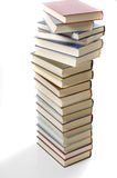 Stack of book Royalty Free Stock Photos