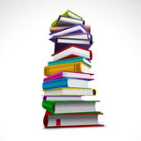 Stack of Book Royalty Free Stock Images