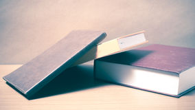 Stack of book royalty free stock photo