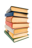 Stack of books. Stock Photography
