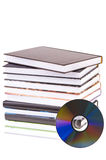 Stack books Royalty Free Stock Images