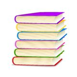 Stack of Books Stock Images