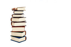 A stack of books Stock Photos