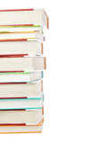 Stack of books. Royalty Free Stock Photos