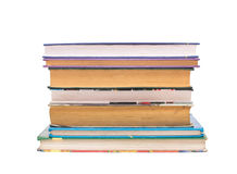 Stack of books Royalty Free Stock Photos