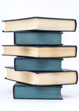 Stack of books for background. Stack of books close up for background Stock Image