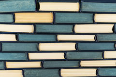 Stack of books for background. Stack of books close up for background Stock Images