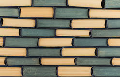 Stack of books for background. Stack of books close up for background Royalty Free Stock Photo