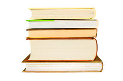 Stack of books. Royalty Free Stock Photo