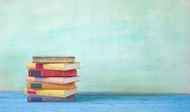 Stack of books, Royalty Free Stock Photos