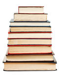 Stack of books Stock Image