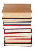 Stack of books Royalty Free Stock Photo
