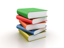 Stack of Books -Learning Concept Royalty Free Stock Photo