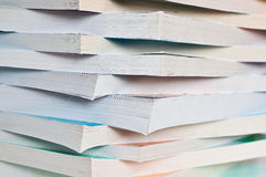 The stack of books Royalty Free Stock Photos