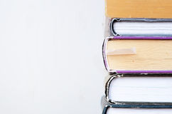Stack of books Stock Photo
