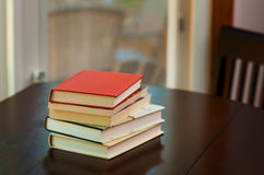 A stack of books Royalty Free Stock Image