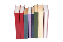 Stack of books stands Stock Photography