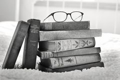 Stack Of Books, Vintage Books, Book Stock Images