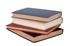 A stack of books Royalty Free Stock Images