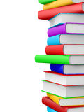 Stack of books. Royalty Free Stock Image