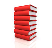 Stack of books. Stock Images