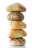 Stack of Bread Stock Photo
