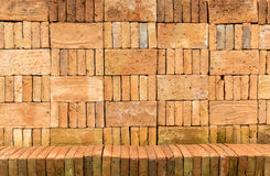 Stack of brick Royalty Free Stock Image