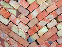 Stack of bricks Royalty Free Stock Photos