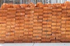 A stack of bricks Stock Photo