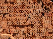 Stack of bricks Royalty Free Stock Photo