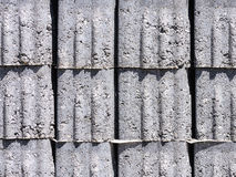 Stack bricks Royalty Free Stock Image