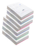 Stack of Business Documents Stock Photography