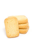 Stack Of Butter Cookies. Stock Photography