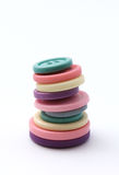 Stack of Buttons Stock Images