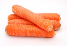Stack of carrots Royalty Free Stock Image