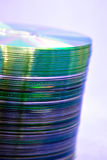 Stack of Cds IV Stock Images