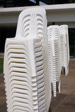 Stack of Chair Royalty Free Stock Photos