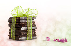 Stack of Chocolate Stock Photos