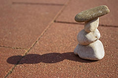 Stack of Cobblestone Royalty Free Stock Image