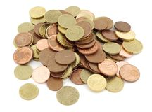Stack Coins Royalty Free Stock Image