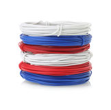 Stack Of Color Wires Stock Photos
