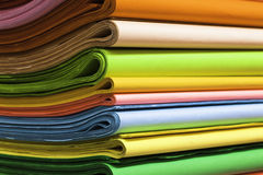 Colorful papers Royalty Free Stock Images