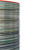 Stack of Compact Discs Stock Images